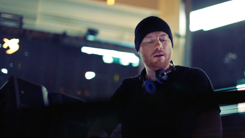 Eric Prydz Sunday Nightswim
