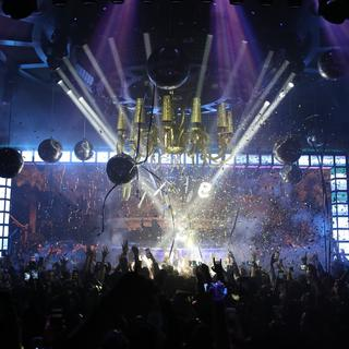 Chainsmokers XS NYE