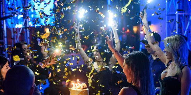 Spend New Year's Eve 2017 with Wynn Nightlife