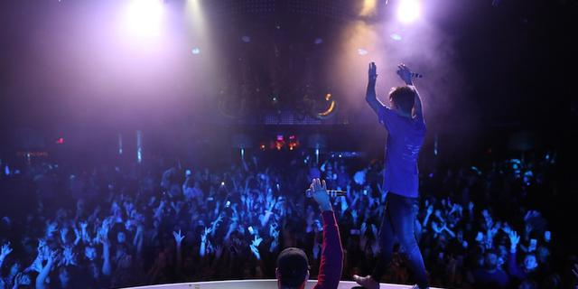 The Chainsmokers Shuts Down XS Nightclub