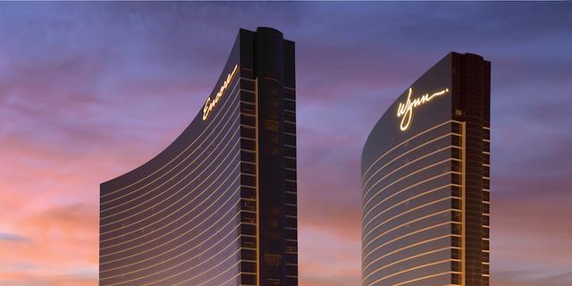 Wynn Las Vegas & Encore Honored on Condé Nast Gold List