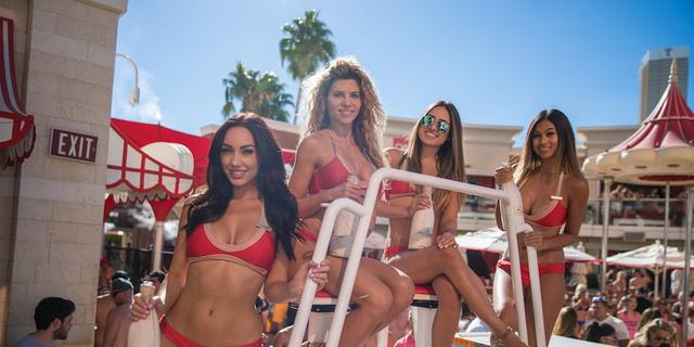 Encore Beach Club Releases March Dates