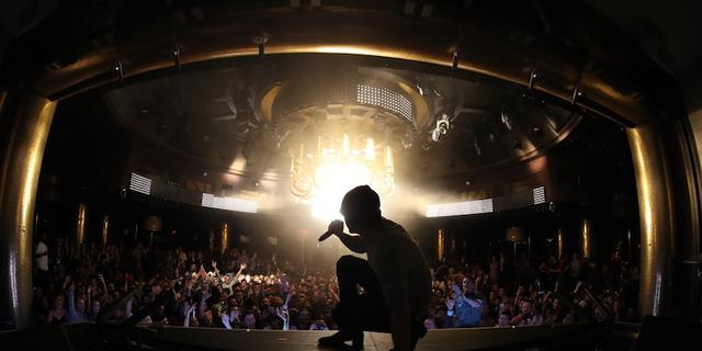XS Nightclub Kicks Off Fashion Week