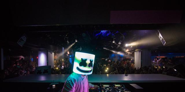 "Marshmello Is ""Moving On"" In Latest Release"