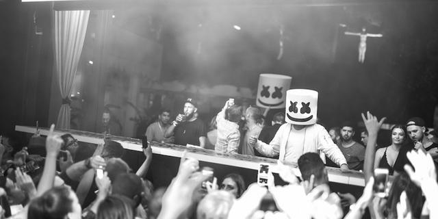 Enjoy Marshmello This Weekend At Intrigue