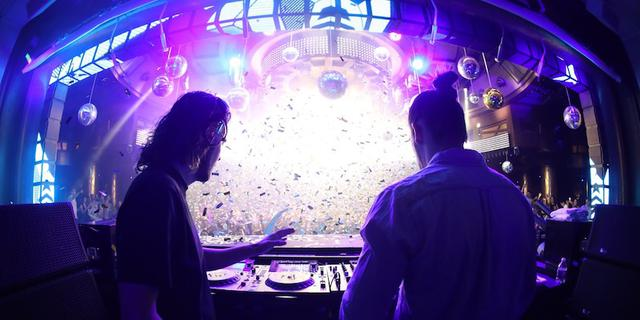 David Guetta, Dimitri Vegas & Like Mike Premiere 'Complicated'