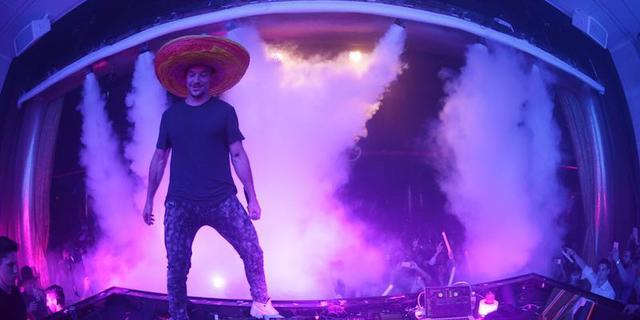 WYNN NIGHTLIFE PUTS ON A HUGE FIESTA FOR MEXICAN INDEPENDENCE