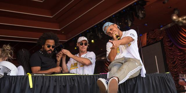 "Major Lazer's Star-Studded Benefit Concert ""Relief Is The Mission"""
