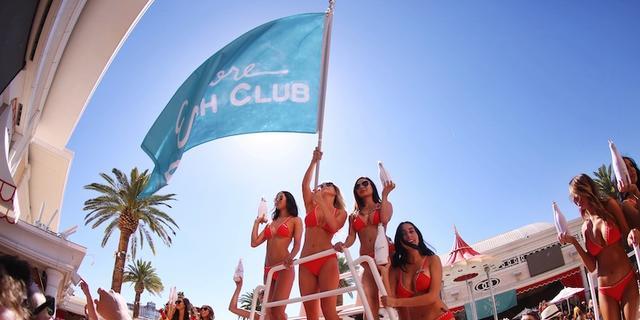 Encore Beach Club Goes Underground For EDC Week With Black Coffee and Jaime Jones