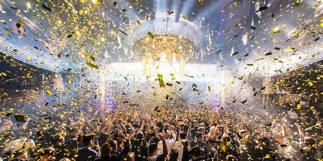 XS Nightclub Turns Into A Forbidden Forest For Its 9-Year Anniversary