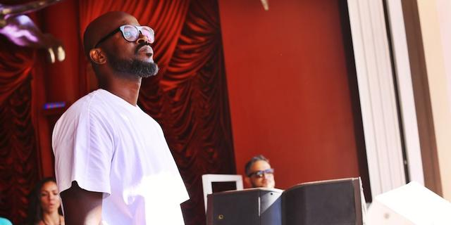 Relive Black Coffee's Debut at Encore Beach Club