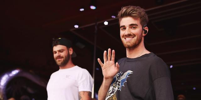 "The Chainsmokers Make Billboard's List of ""Biggest Hits Of All Time"""