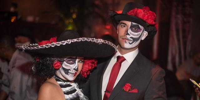 Wynn Nightlife Puts On A Fiery Lineup For Halloween