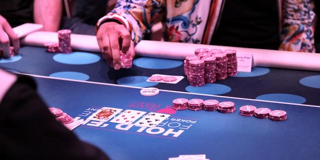 WYNN NIGHTLIFE HOSTS POKER CHARITY TOURNAMENT TO BENEFIT THE SHADE TREE