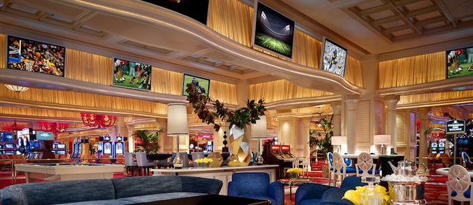 Pro-Football Viewing Parties at Encore Players Club