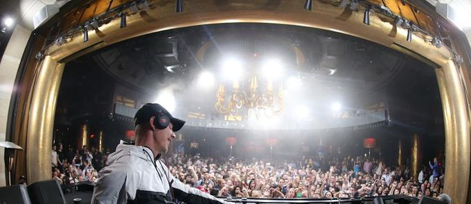 Diplo Shuts Down XS With Mad Decent Mondays