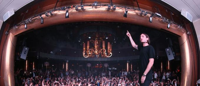 Alesso Headlines The Return Of XS Sunday Nightswim