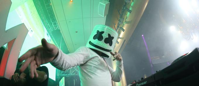 """Marshmello Drops New Track """"Alone"""""""