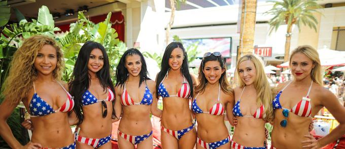 Vegas Gets Hotter With Wynn Day/Nightlife 4th of July Line Up